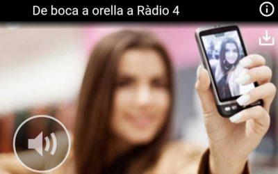 Cirurgia estètica i 'selfies', al 'De boca a orella' de Ràdio 4
