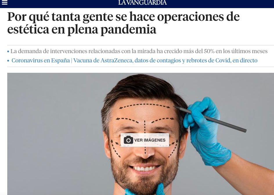 La SCCPRE, a La Vanguardia